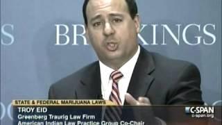 What Are The National Implications Of Colorado And Washington State Legalizing Marijuana