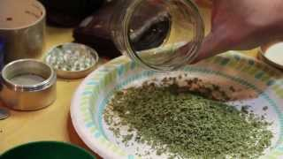 How To Make Hash Oil SAFE & EASY (Hexane Method)