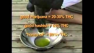 il, Weed Butter and Hashish