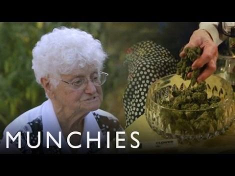 Nonna Marijuana's Italian Feast