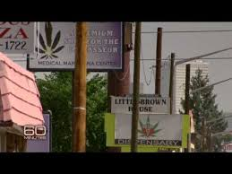 60 Minutes Medical Pot Will Colorado's Green Rush Last