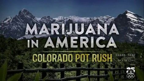Marijuana in America - Colorado Pot Rush - CNBC Documentary